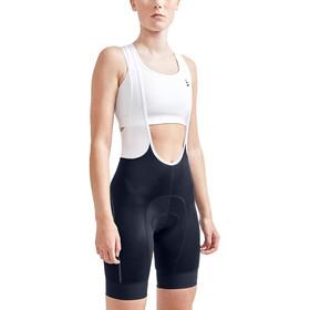Craft ADV Endur Bib Shorts Women, negro/blanco